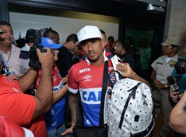 Após Edigar Junio, Bahia anuncia permanência do lateral Eduardo