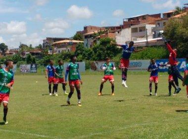 Na busca por título inédito, Bahia sub-20 embarca para a Copa São Paulo