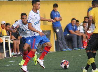 Copa SP: Bahia empata com o São Bernardo e se classifica como líder