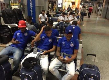 Em grupos, Bahia segue viagem para os Estados Unidos; confira lista