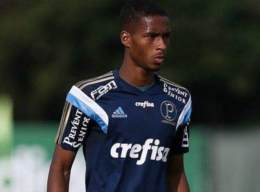 No Twitter, volante Matheus Sales revela acerto com o Bahia
