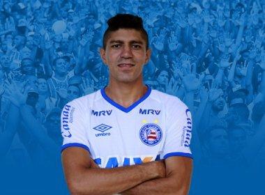 Bahia oficializa contratação do volante Edson, ex-Fluminense
