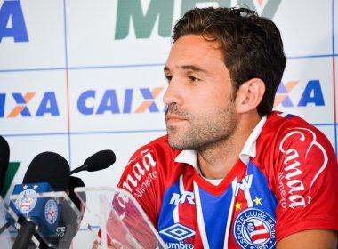 Allione explica por que escolheu o Bahia: 'Clube que me procurou com vontade'