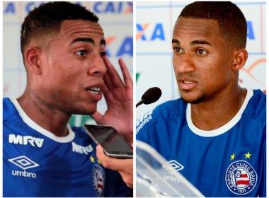 No BID: Gustavo e Eduardo são registrados e ficam aptos para jogar pelo Bahia