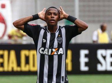 Pelo twitter, Marcelo Sant'Ana revela que fez proposta por Robinho em 2016