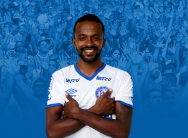 Diego Rosa é registrado no BID e pode atuar pelo Bahia