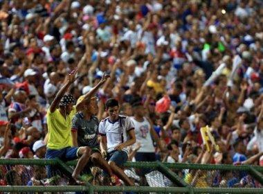 Copa do Nordeste: ingressos à venda para a partida entre Bahia e Moto Club
