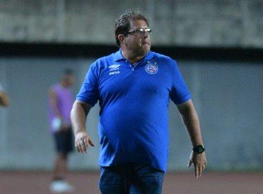 Guto Ferreira cita pontos positivos do time, mas ressalta: 'Temos muito a crescer'