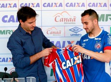 Após contratação de Maikon Leite, Bahia 'fecha para balanço', diz Cerri