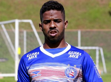 Bahia confirma empréstimo de Hayner para o Paysandu até novembro