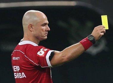 Copa do Brasil: trio de São Paulo comanda duelo entre Paraná e Bahia