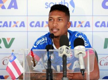 Mário revela premonição da esposa em cima do primeiro gol pelo Bahia: 'Presente antecipado'