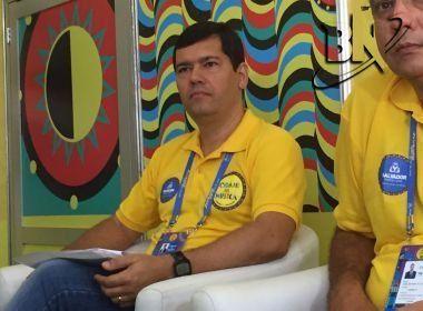 Tinoco avalia ações de marketing do Bahia para turistas: 'Está de parabéns'