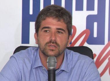 Paraná critica adiamento de jogo: 'É que nem mulher traída: sempre a última a saber'