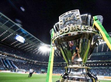 CBF remarca duelo entre Paraná e Bahia para a próxima quarta-feira