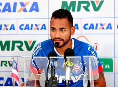 Médico do Bahia explica situação do zagueiro Jackson: 'Sem lesão e evoluindo'