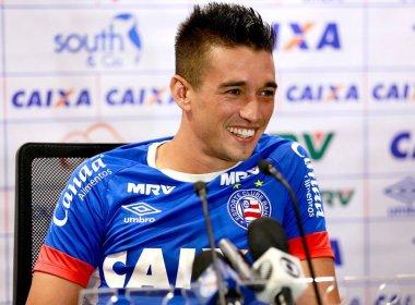 Prestes a completar 32 anos, Juninho espera marcar contra o Galícia: 'Presente adiantado'