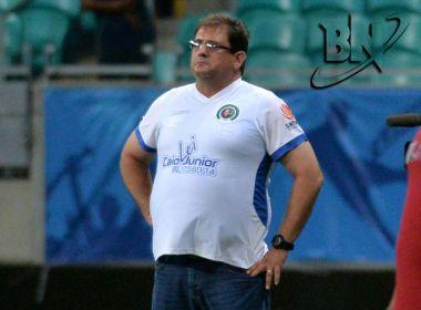 Guto Ferreira destaca postura ofensiva do Bahia e elogia Wellington Silva e Allione