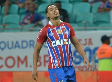 Técnico do Bahia vibra com gol marcado por Edigar Junio: 'Estou muito feliz por ele'