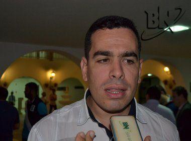 'Jogador do Bahia tem que entrar quando o técnico quiser', afirma presidente