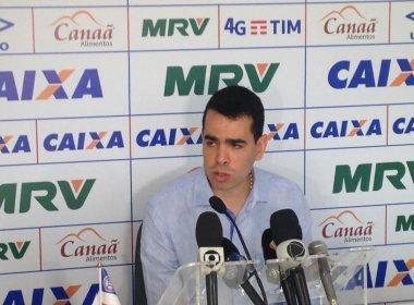 Presidente do Bahia se mostra satisfeito com próximo adversário do Nordestão