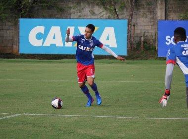 Em treino fechado, Bahia segue preparação para enfrentar o Fla de Guanambi