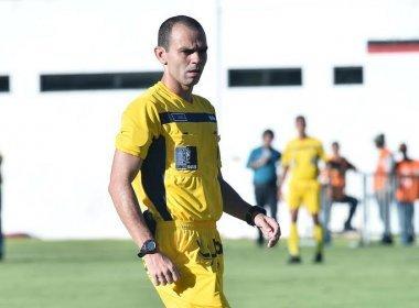 Copa do Nordeste: Árbitro da Paraíba apita duelo entre Sergipe e Bahia