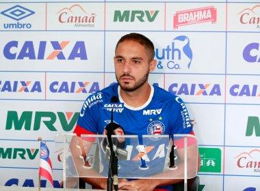Régis pede Bahia ligado no confronto diante do Sergipe: 'Atenção dobrada'