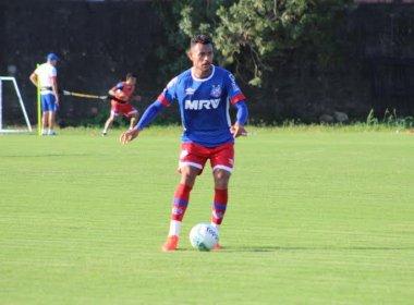 Médico do Bahia crê em retorno de Jackson no 2º jogo contra o Sergipe