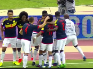 Lateral do Bahia, Armero 'mete dança' em vitória da Colômbia sobre o Equador