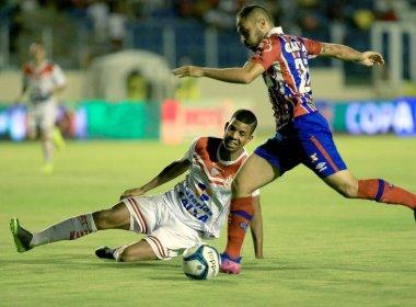 Efetivo, Bahia vence o Sergipe e fica próximo das semifinais do Nordestão