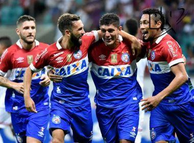 Bahia bate Sergipe em casa e garante mando de campo da decisão na semi do Nordestão
