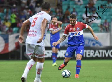 Zé Rafael elogia desempenho tricolor e aposta em Ba-Vis distintos: 'Motivações diferentes'