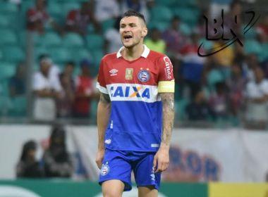Tiago garante busca do Bahia pelo título e afirma: 'A equipe está pronta'