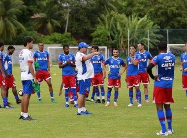 Com Jackson e Armero, Bahia tem 18 relacionados para enfrentar o Atlântico