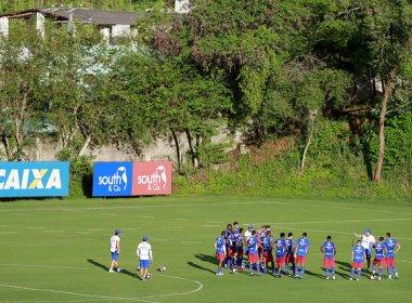 Campeonato Baiano: sem os titulares, Bahia enfrenta o Atlântico em Pituaçu