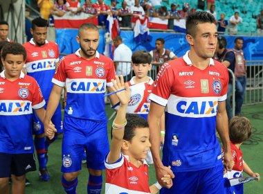 CBF detalha primeiras rodadas da Série A; confira os jogos do Bahia
