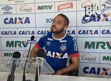 Régis aprova torcida mista no clássico Ba-Vi: 'É a paz no futebol'