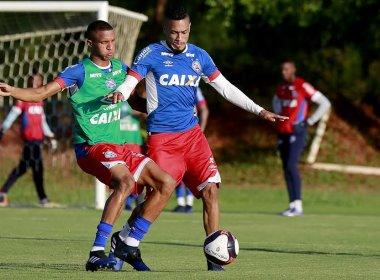 Com vídeo sobre o Vitória e treino fechado, Bahia segue preparação para o Ba-Vi