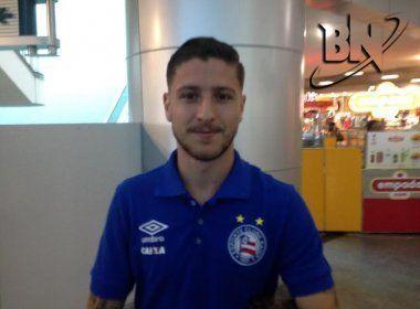 Zé Rafael exalta postura 'aguerrida' do Bahia na derrota para o Vitória