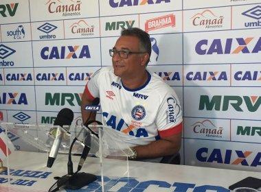 Boletim do DM: coordenador médico do Bahia explica situação de lesionados