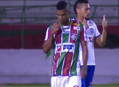 Com facilidade, Bahia bate o Flu de Feira e mantém vantagem na semifinal do Baianão