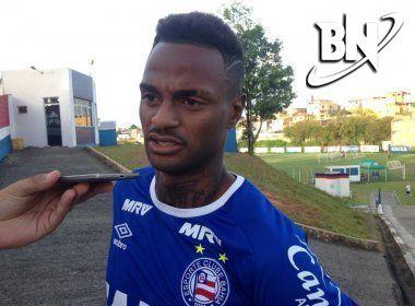 Renê Júnior avalia 'jogo de imposição' do Bahia e comemora triunfo em Feira de Santana