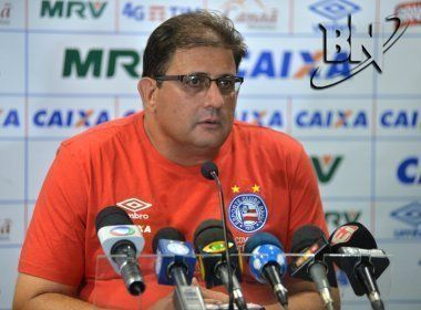 Guto diz que fará oração ao Sr. do Bonfim para que arbitragem não erre contra o Bahia