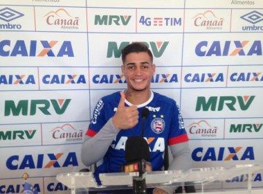 De volta, Jean aponta Bahia 'bem postado' contra o Fluminense de Feira