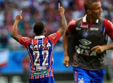 Para acomodar patrocinadora, Bahia muda uniforme de goleiro e 'limpa' camisa