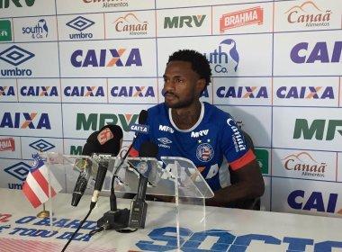 'Não podemos relaxar', diz Renê Júnior sobre o 2º jogo contra o Flu de Feira