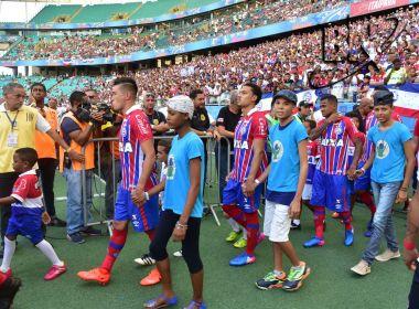 CBF altera data da estreia do Bahia no Campeonato Brasileiro