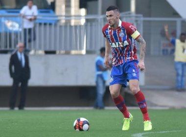 Tiago destaca 'jogo seguro' contra o Flu de Feira e avisa: 'O Bahia vai forte'