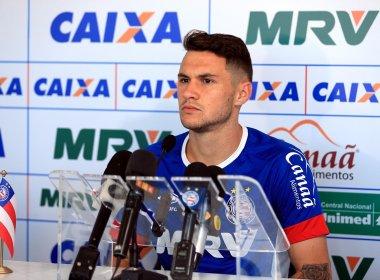 Tiago reafirma acordo por renovação de contrato com o Bahia: 'Está tudo certo'